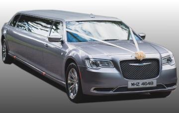 Champagne Silver Chrysler