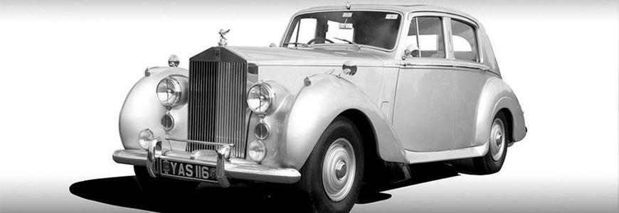 Classic Wedding car rental ni